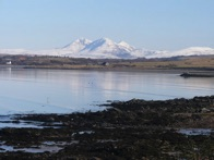 The Paps of Jura can be done in a day. Get the ferry from Port Askaig.